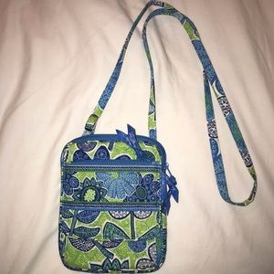 Vera Bradley Mini Hipster Crossbody Bag!